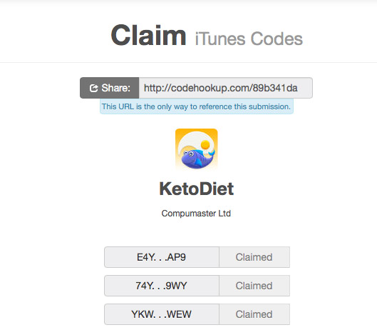 KetoDiet Challenge Giveaway