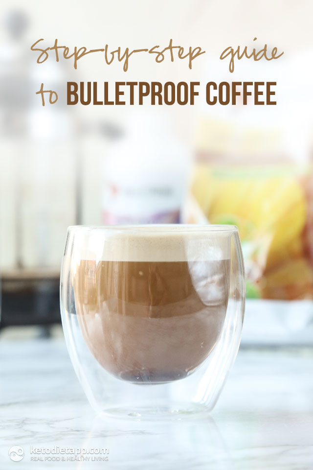 Complete guide to bulletproof coffee the ketodiet blog pin malvernweather Choice Image