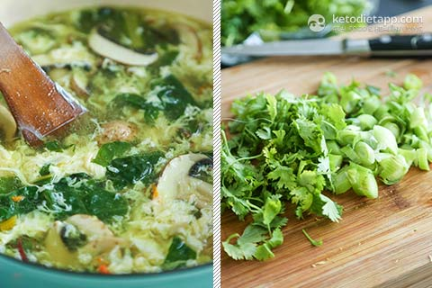 |Anti-Inflammatory Egg Drop Soup