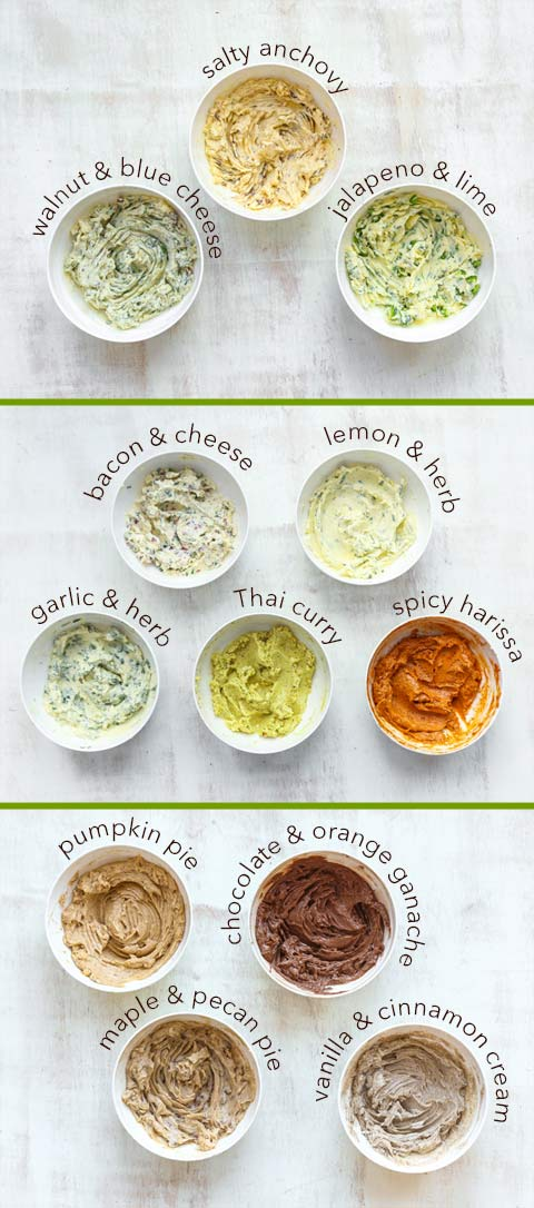 |Top 12 Flavored Butter Recipes