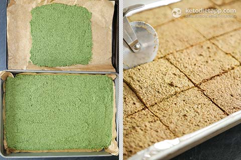 Healthy Low-Carb Kale Crackers