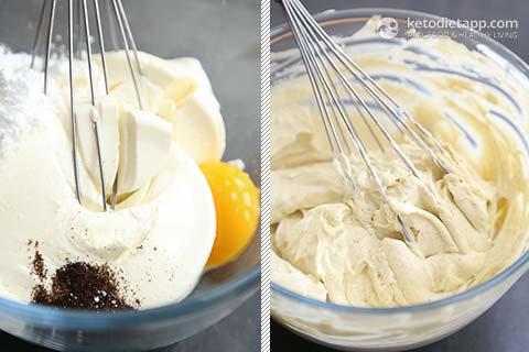 Keto Carrot Cheesecake Muffins