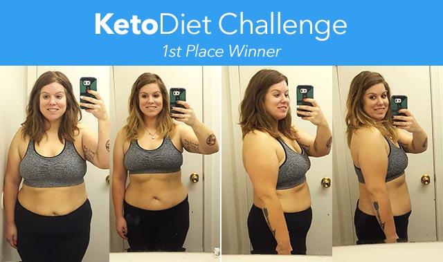 Jennifer's Keto Success Story | The KetoDiet Blog