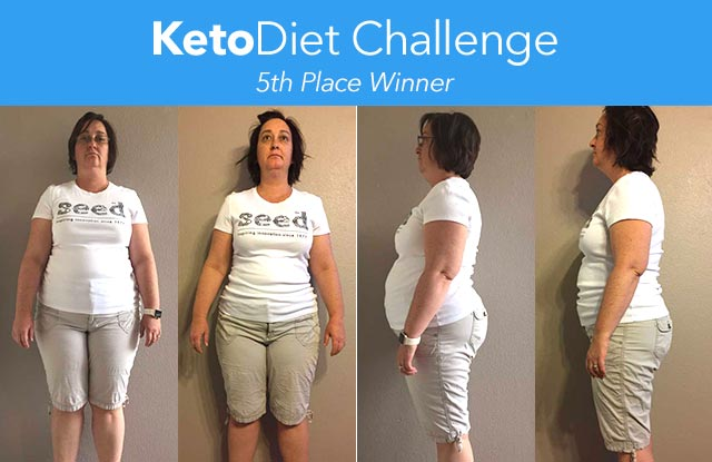 Sarah's Keto Success Story