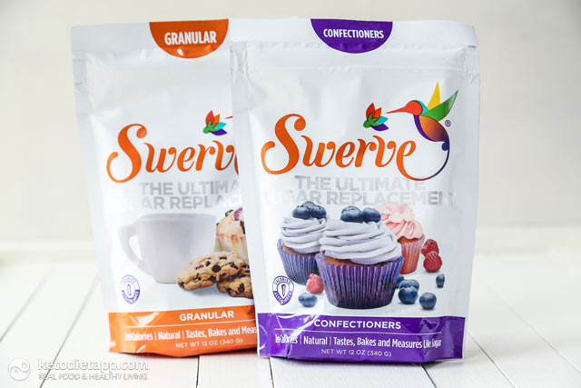 Swerve Review & Giveaway!