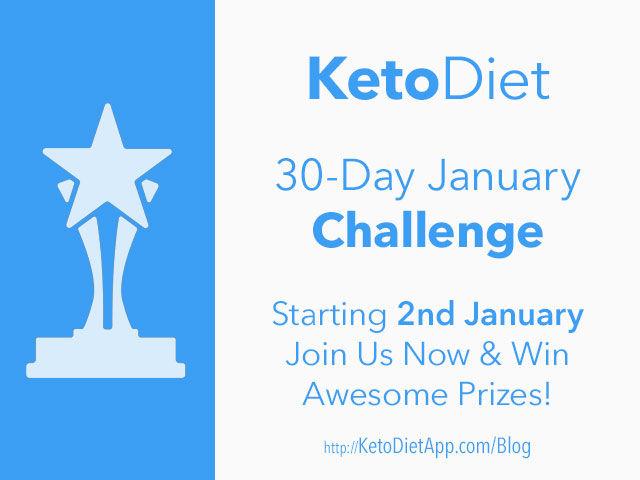 30-Day January KetoDiet Challenge