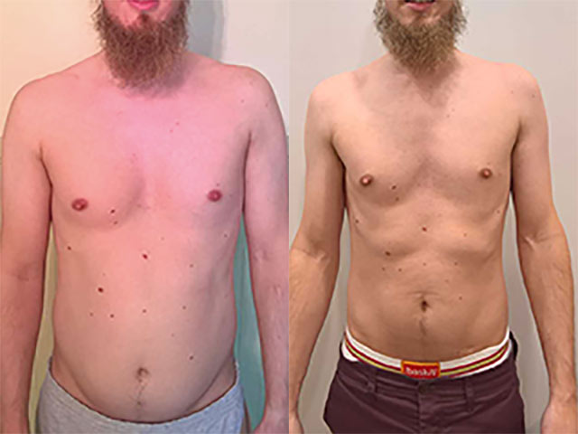 Andy's Keto Success Story