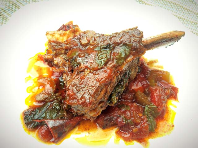 Delicious Paleo Beef Short Ribs