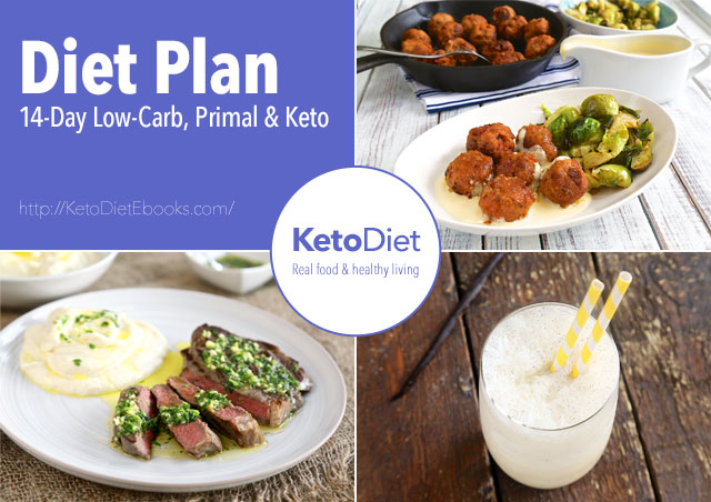 2 Week Ketogenic Diet Plan