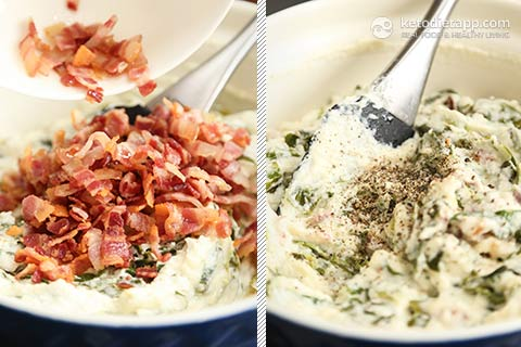 Low-Carb Colcannon