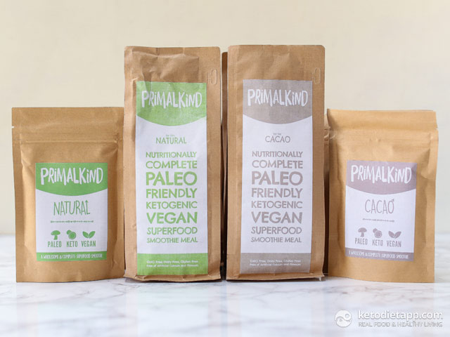 PrimalKind Smoothie Meal Review