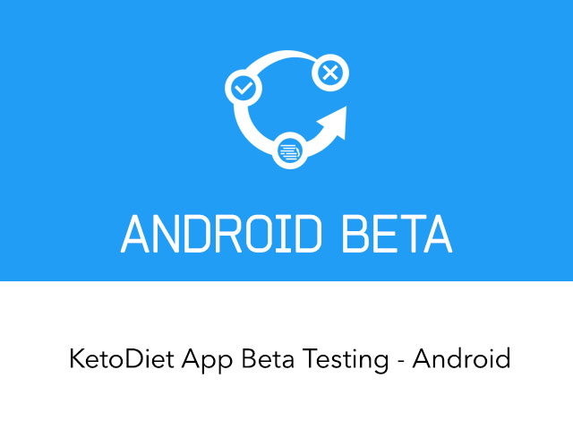 KetoDiet Beta Android