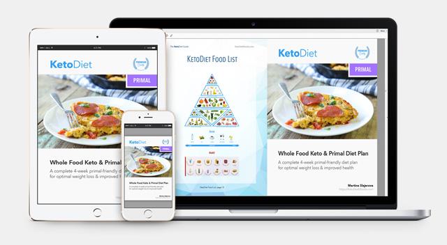 4-Week Primal Keto Diet Plan | KetoDiet Blog