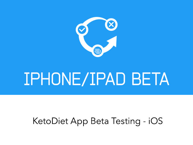 KetoDiet Beta iOS