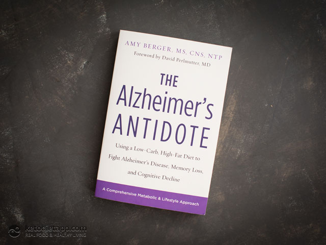 Book Review: The Alzheimer's Antidote