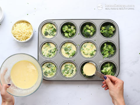 Crustless Keto Breakfast Quiche