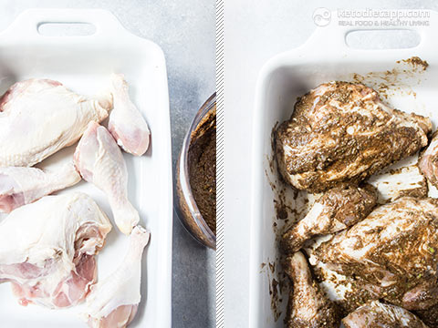 Low-Carb Jerk Chicken
