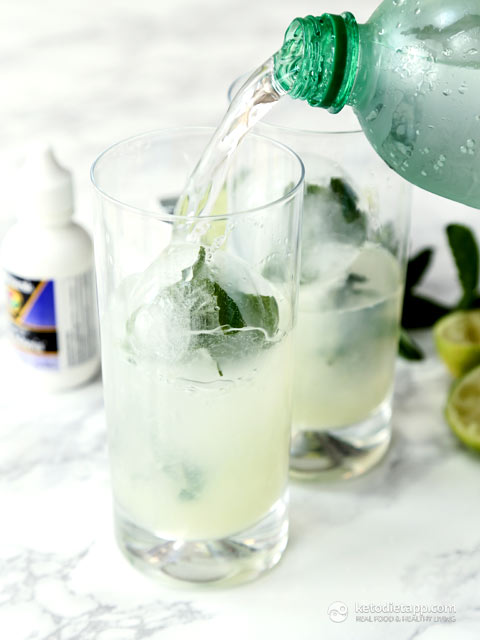 The Ultimate Low-Carb Cocktail