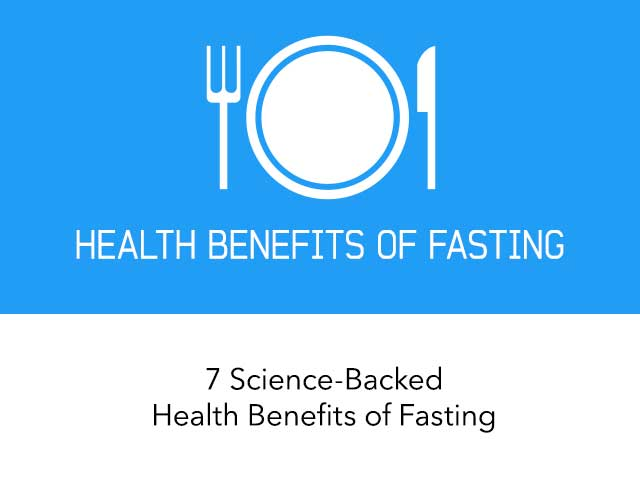 7 Science-Backed Health Benefits of Fasting