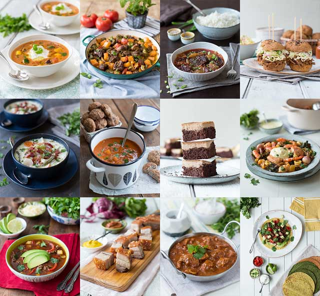 Keto Slow Cooker & One-Pot Meals - Double Giveaway!