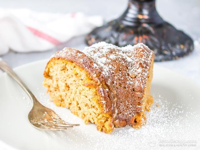 Apple Cake Keto Recipe: Keto Pumpkin Bundt Cake