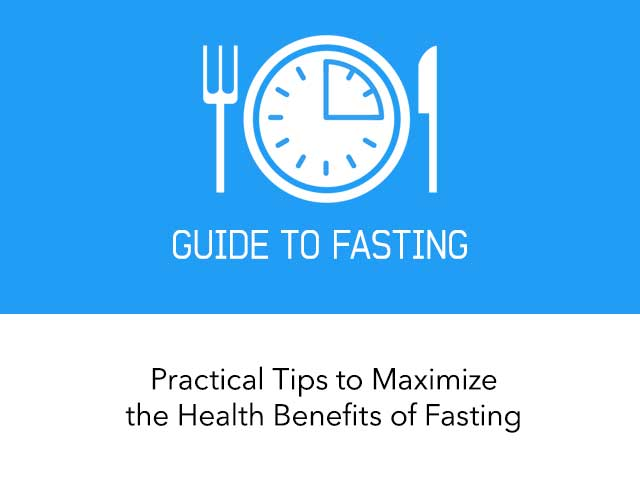 Practical Guide to Fasting