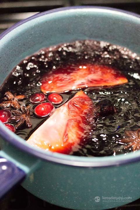 Low-Carb Mulled Wine