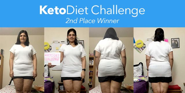 3 Keto Success Stories - 30-Day December 2017 KetoDiet Challenge