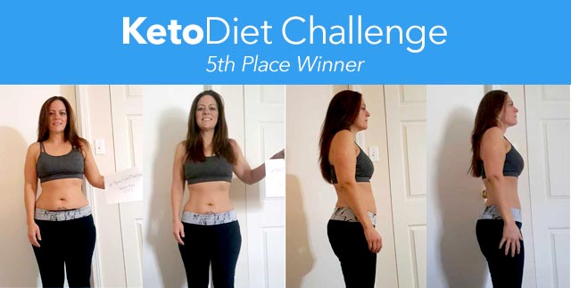 5 Keto Success Stories - 60-Day Autumn 2017 KetoDiet Challenge