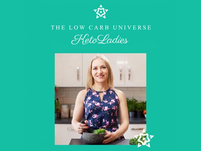 The Low Carb Universe - KetoLadies