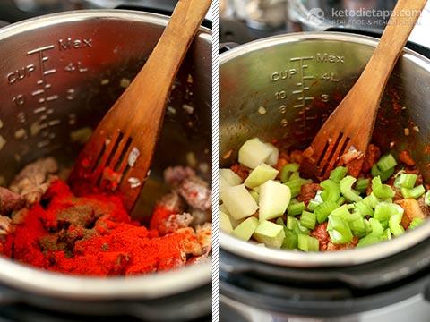 Best Keto Instant Pot Beef Stew