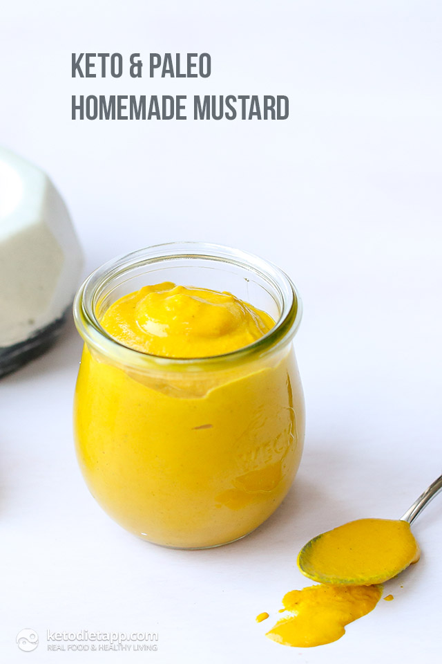 Easy Homemade Mustard Three Ways