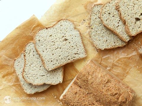 Keto Toasts Three Ways
