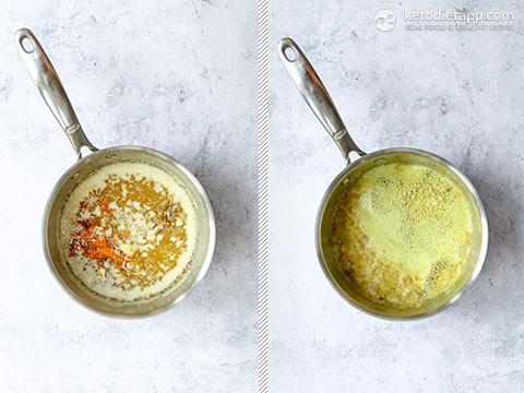 Anti-Inflammatory Golden Ghee