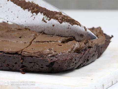 The Best Low-Carb Double Chocolate Brownies