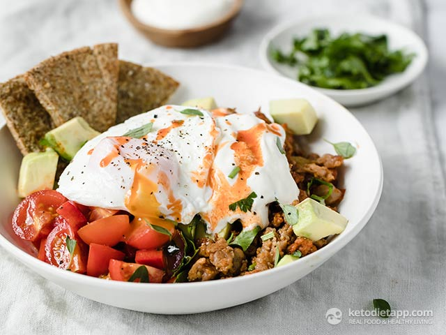 Low-Carb All Day Mexican Bowl