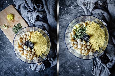 Keto Macadamia Hummus