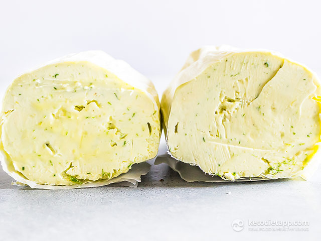 Wasabi & Ginger Compound Butter