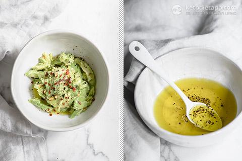 Smoked Salmon, Avocado & Egg Lunch Bowl
