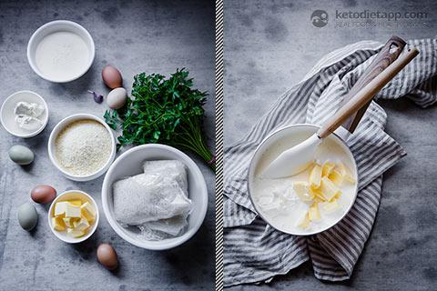 Healthy Zero-Carb Noodle Alfredo