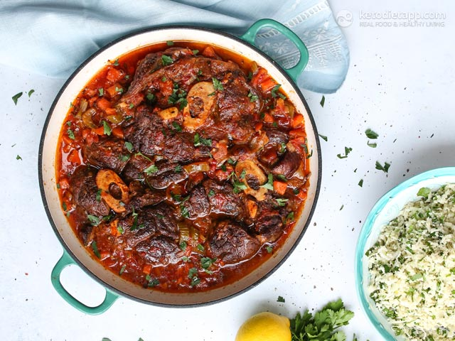 Low-Carb Instant Pot Osso Buco