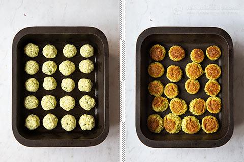 Low-Carb Vegetarian Kofta Balls