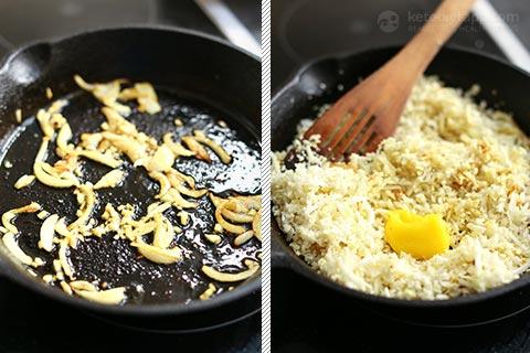 Totally Customizable Keto Breakfast Skillet