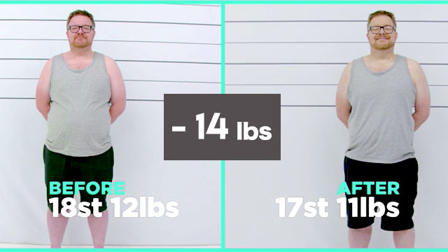 Lorna Lost 41 Pounds in 28 Days on a Keto Diet!