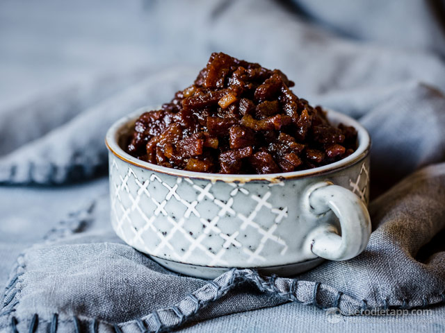 Low-Carb Red Eye Bacon Jam
