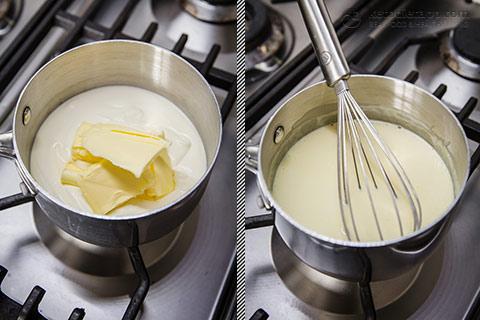 """Salsa di Alfredo a basso contenuto di carboidrati """"title ="""" Salsa di Alfredo a basso contenuto di carboidrati (keto, primale, vegetariano) """"/> </li> <li itemprop="""