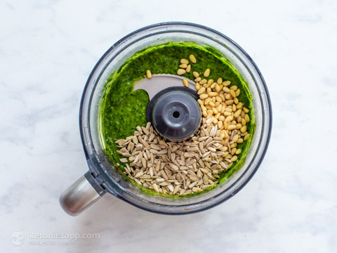 Easy Wild Garlic Pesto