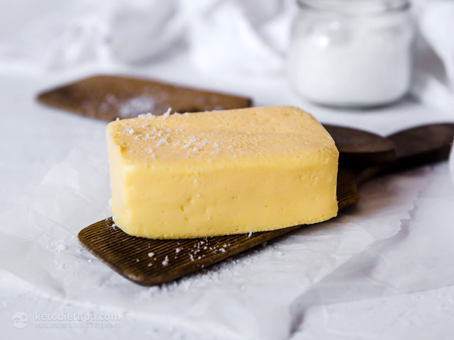 Easy Homemade Cultured Butter