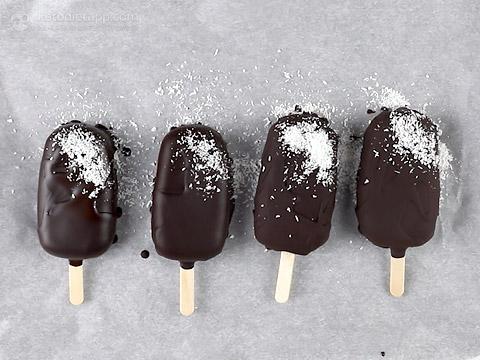 Keto Coyo Vanilla Popsicles