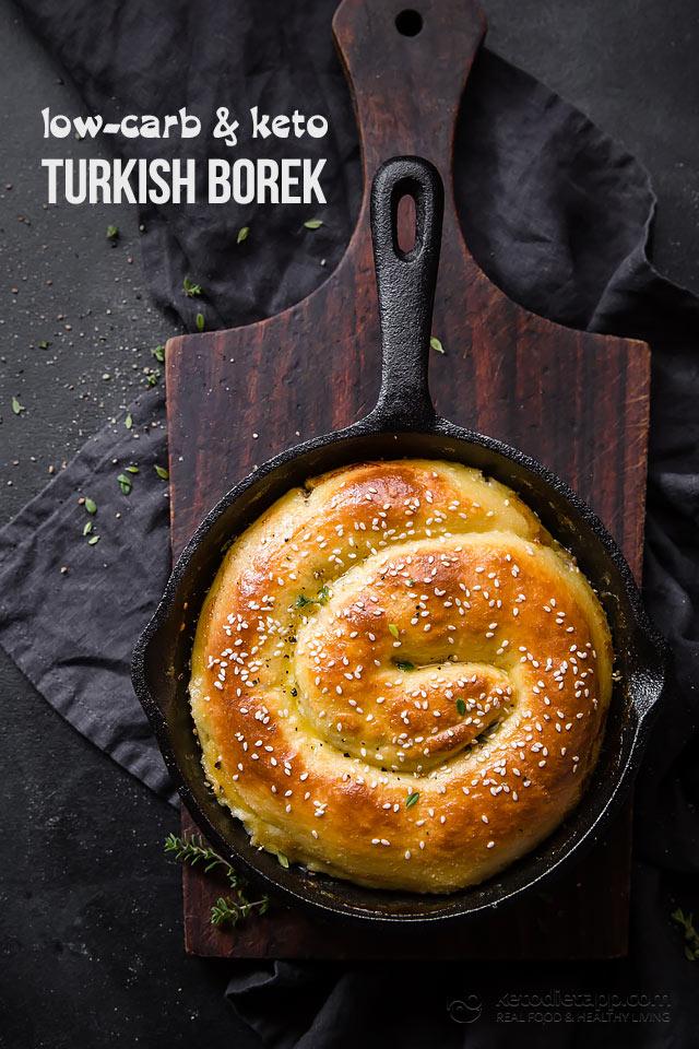 Low-Carb & Keto Turkish Borek